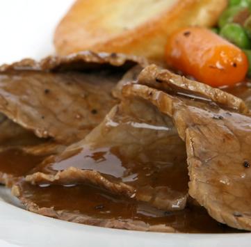 Beef Tenderloin Platter