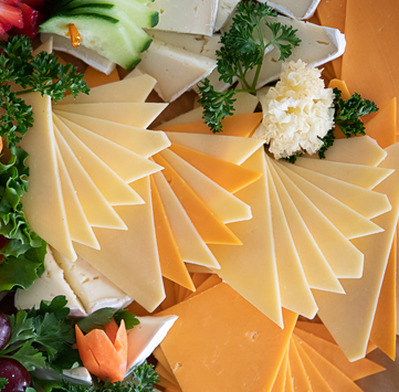 Cheese Platter (to supplement your menu)