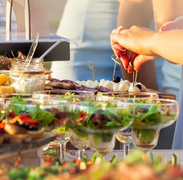 Premium Buffet Dinner
