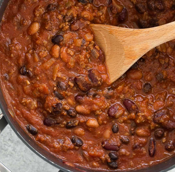 Hearty Homestyle Chili