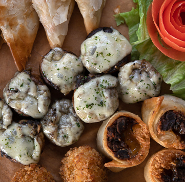Hors D'oeuvres Options