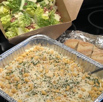 CURBSIDE Mac n' Cheese
